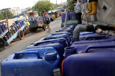 Thousands of Residents in Yogyakarta Facing Clean Water Crisis