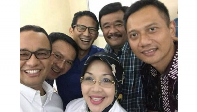 Lack of Party Cadres in Jakarta Election Reflects Party`s Failure